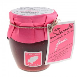 Strawberry jam from Can Malacosta