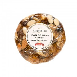 Pan de Higo con frutos secos Exquisite